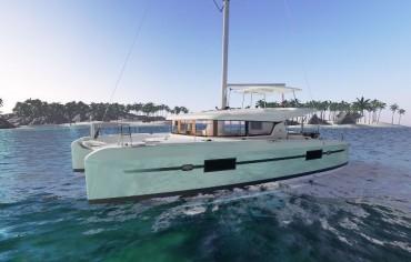 lagoon 42 charter