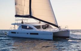 Leopard 48 charter