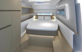 nautitech 46 open cabin
