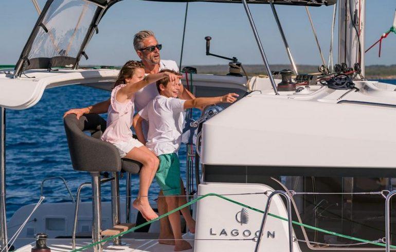 lagoon 40 rental croatia