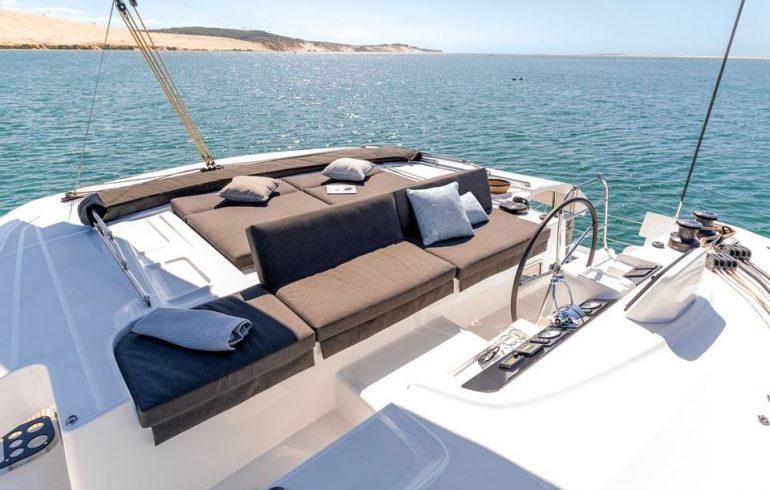 lagoon 46 rental adriatic sea