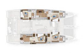 Lagoon 65 layout