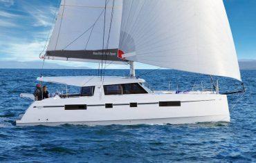 Nautitech 46 sailing in Croatia